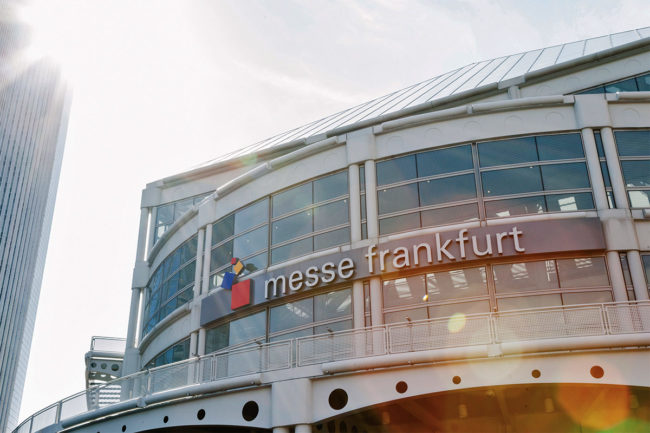Messe Frankfurt takes over PROCESS EXPO