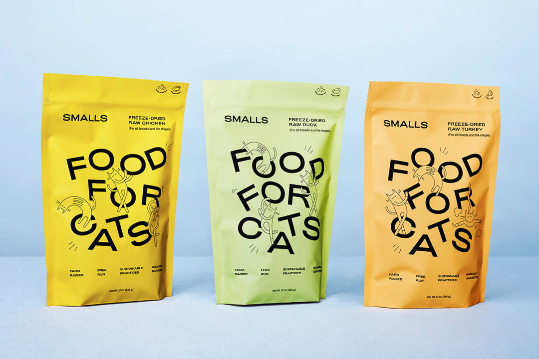 Smalls is offering variety and customization for US cat owners