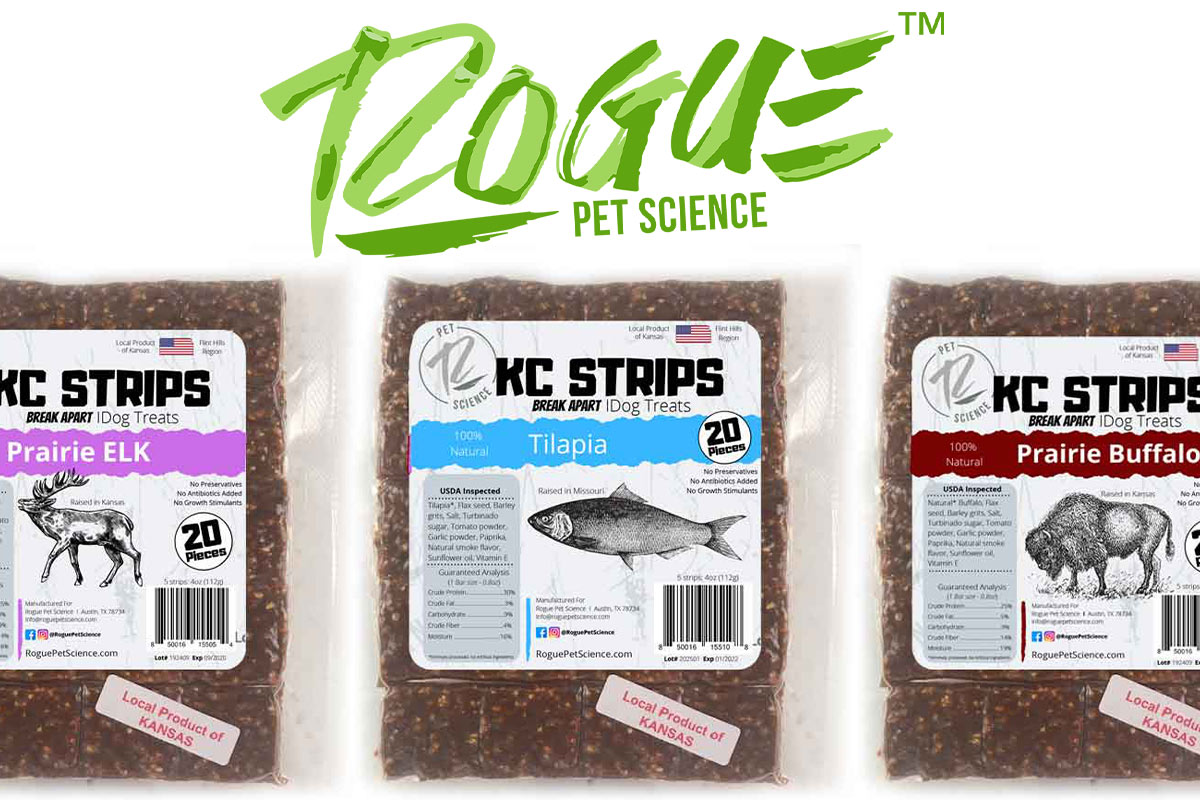 Rogue Pet Science takes over KC Canine's treat line