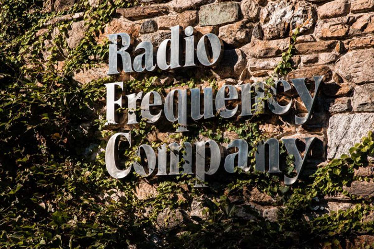 Radio Frequency sign