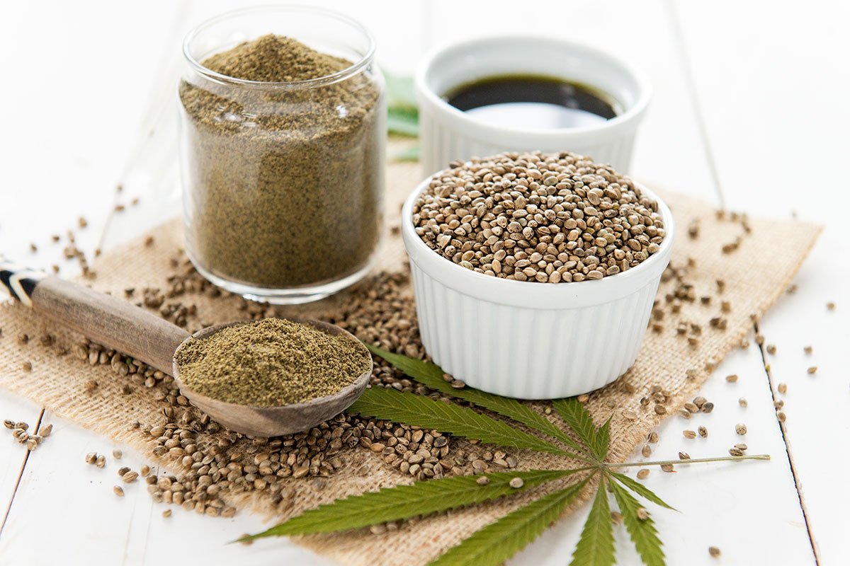 Cannabis-derived products