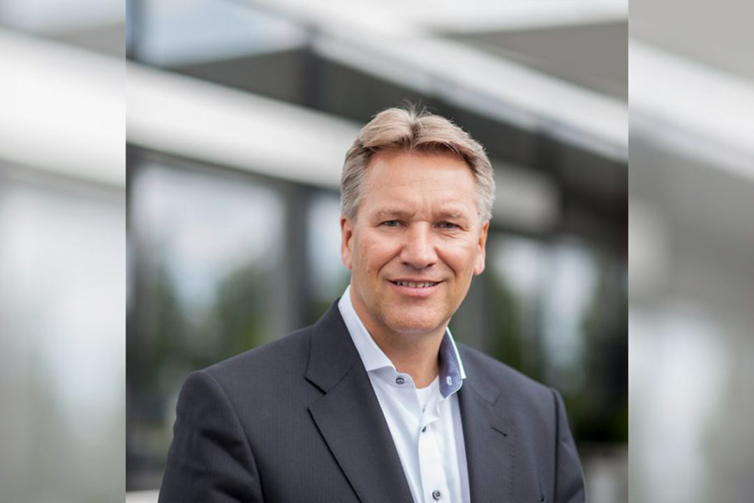 Rainer Schulz, newest member of Bühler's board of directors