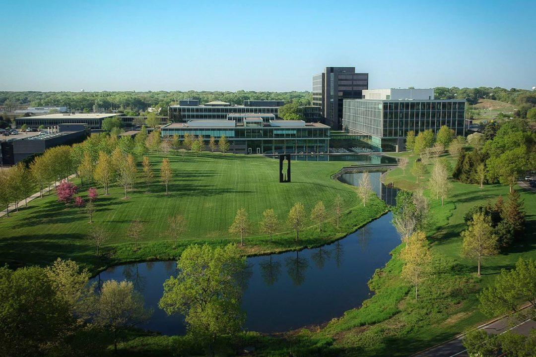 General Mills headquarters in Minneapolis, Minnesota