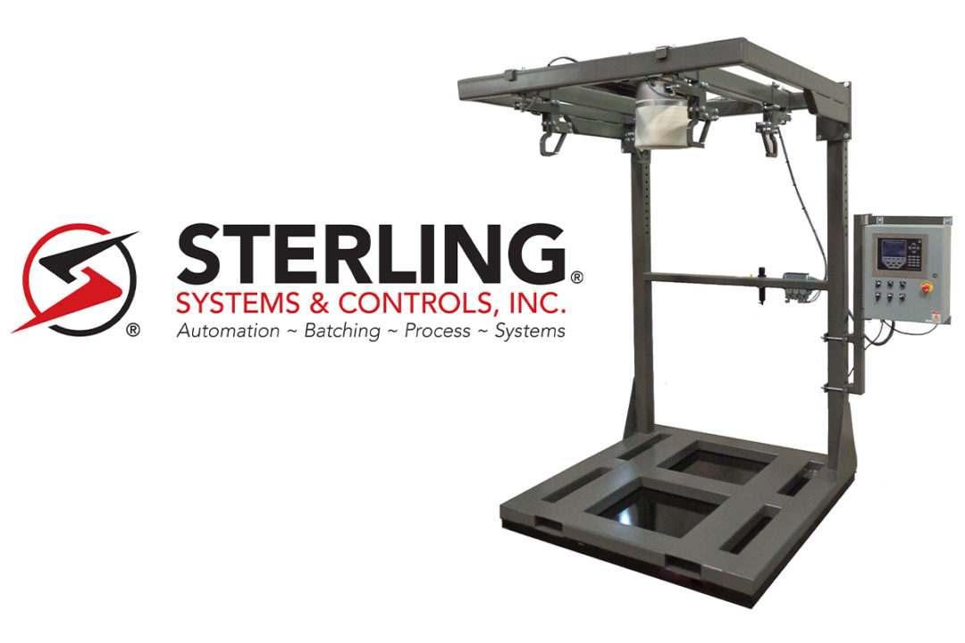 Sterling Systems & Controls bulk packaging system