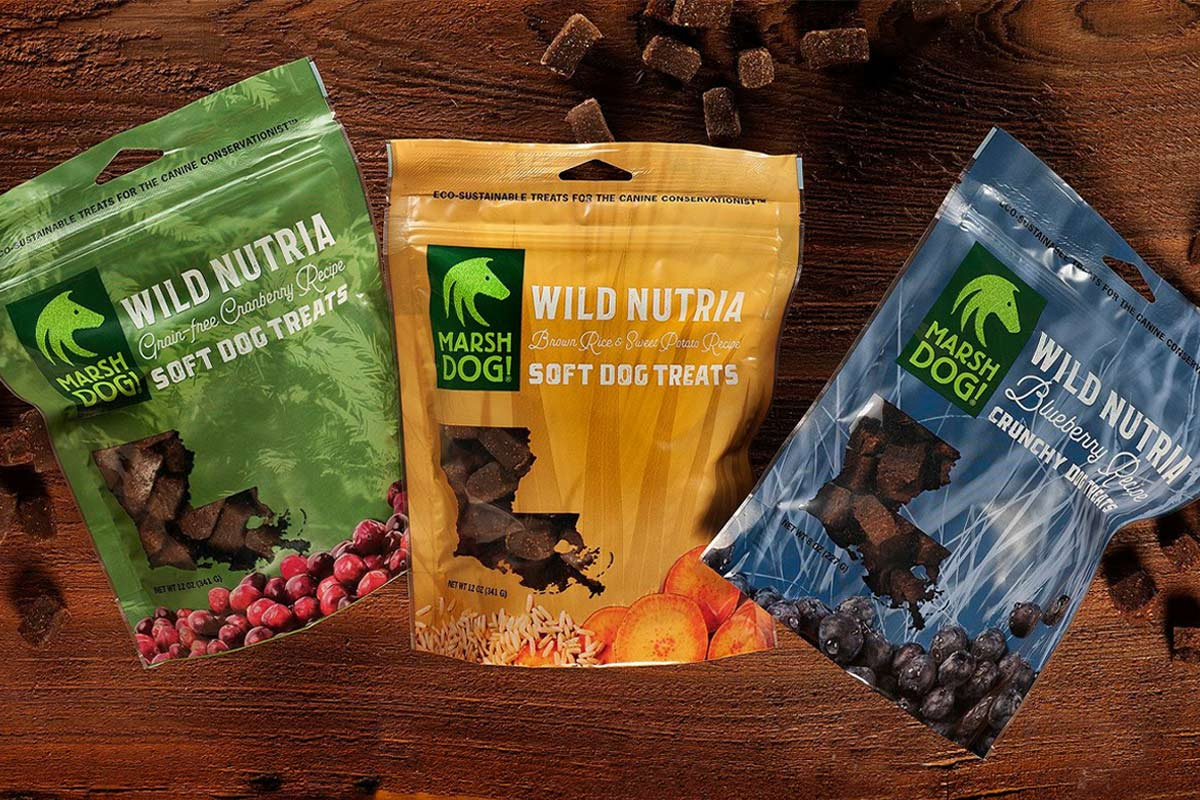 Marsh Dog new products