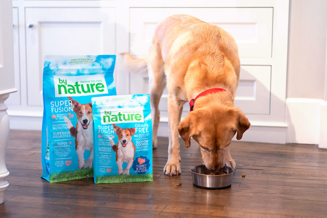 By Nature pet food entering independent pet retail