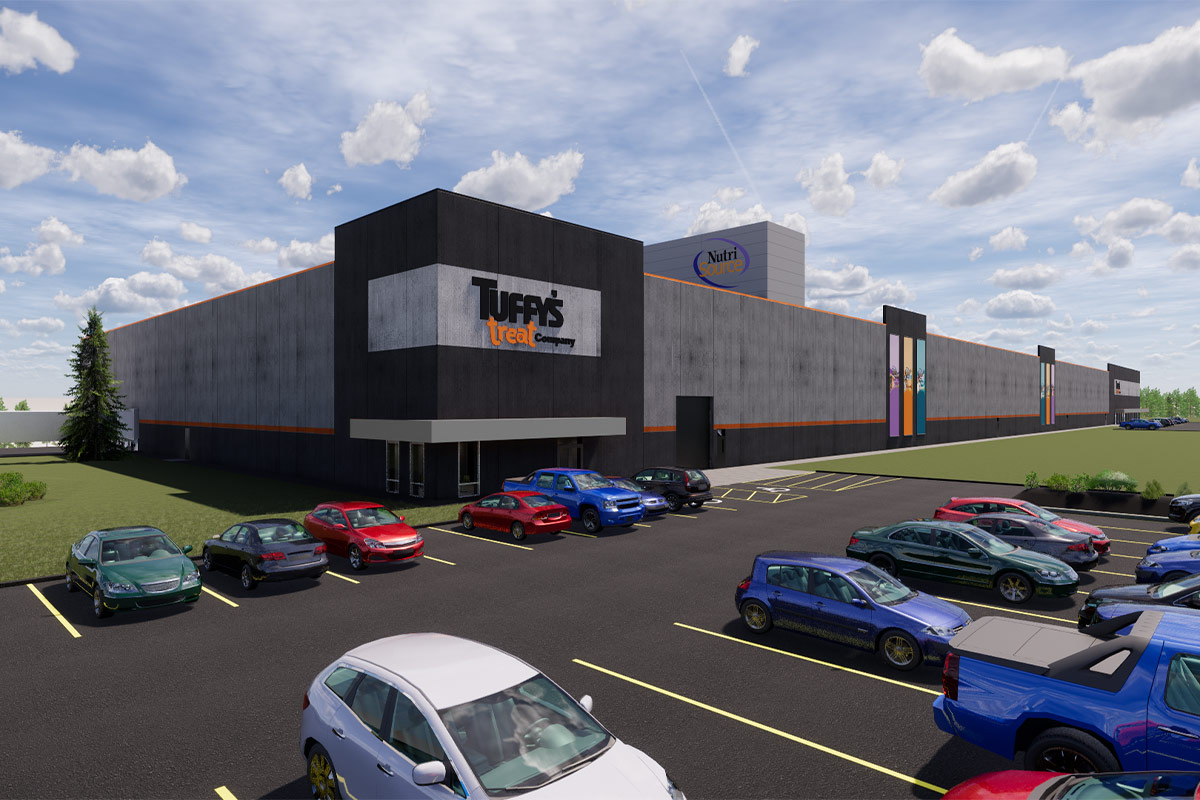 Tuffy's breaks ground on new Delano facility