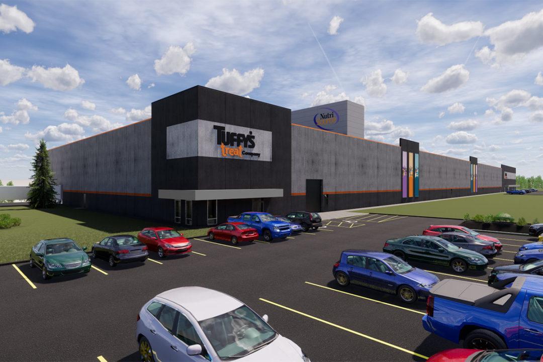 Tuffy's breaks ground on new Delano facility