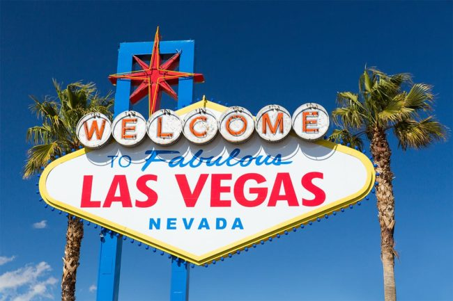 Las Vegas, Nevada hosting SuperZoo 2019