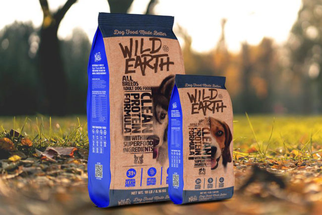 Wild Earth launches yeast-protein dog food