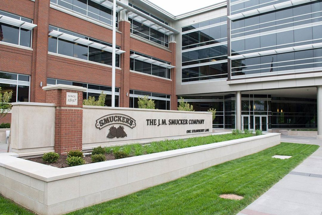 Smucker's reports first quarter fiscal 2020 earnings