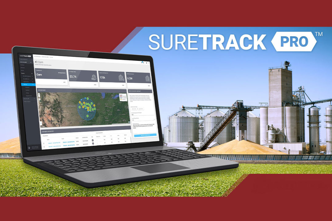 AGI SureTrack releases SureTrack PRO for grain sourcing