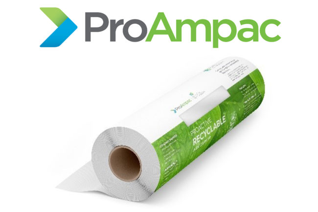 ProAmpac releases new sustainable rollstock product for pet food packages