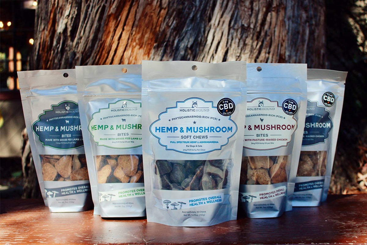 Holistic Hound hemp chews
