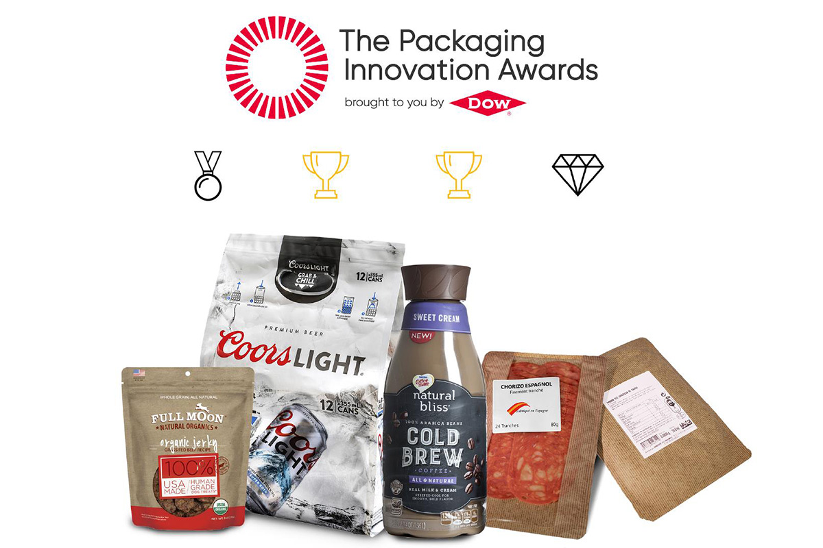Amcor wins four packaging awards