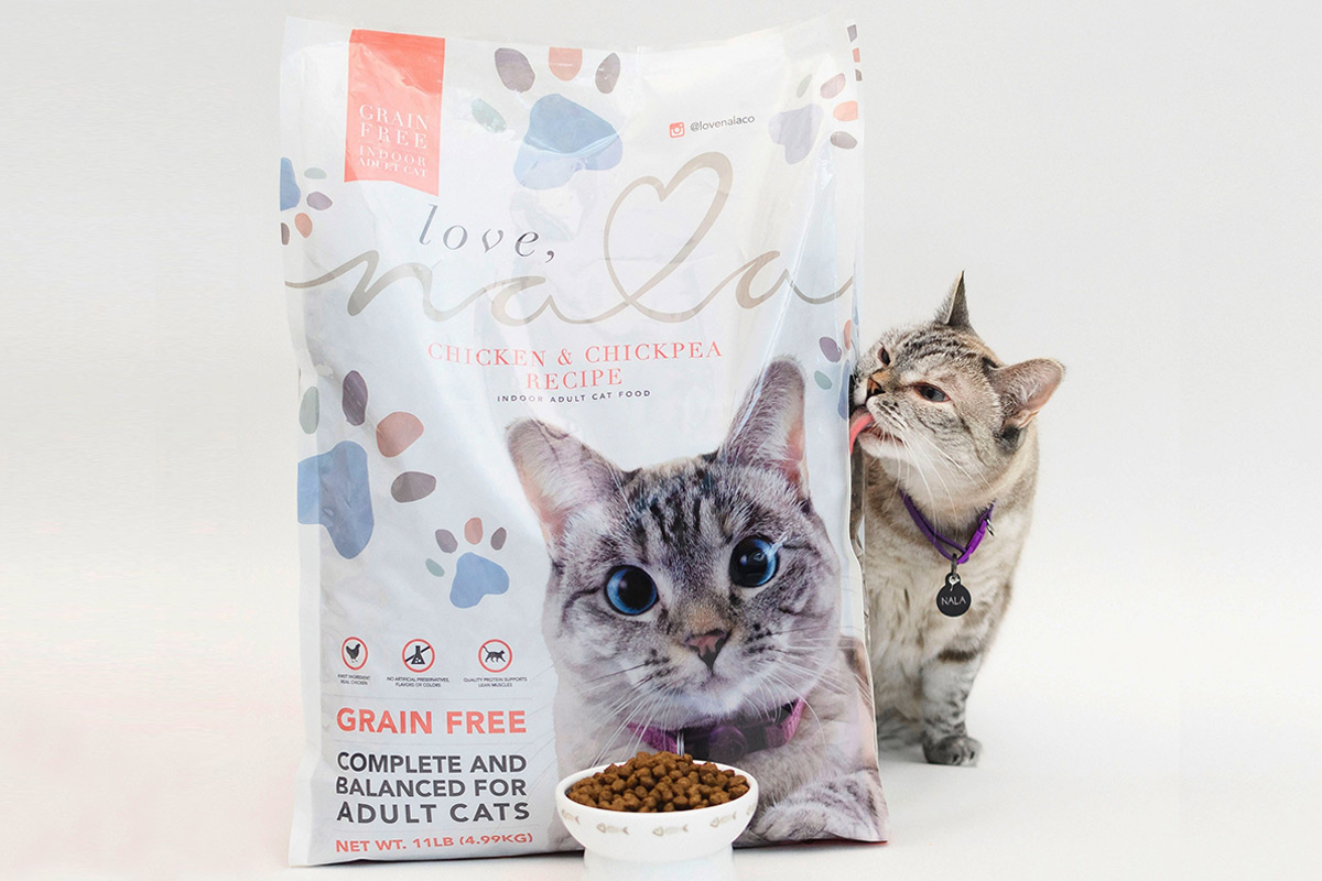 Love, Nala pet food