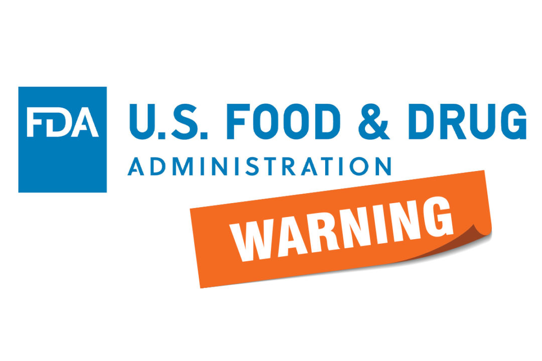FDA warns consumers of contaminated Performance Dog raw pet food products