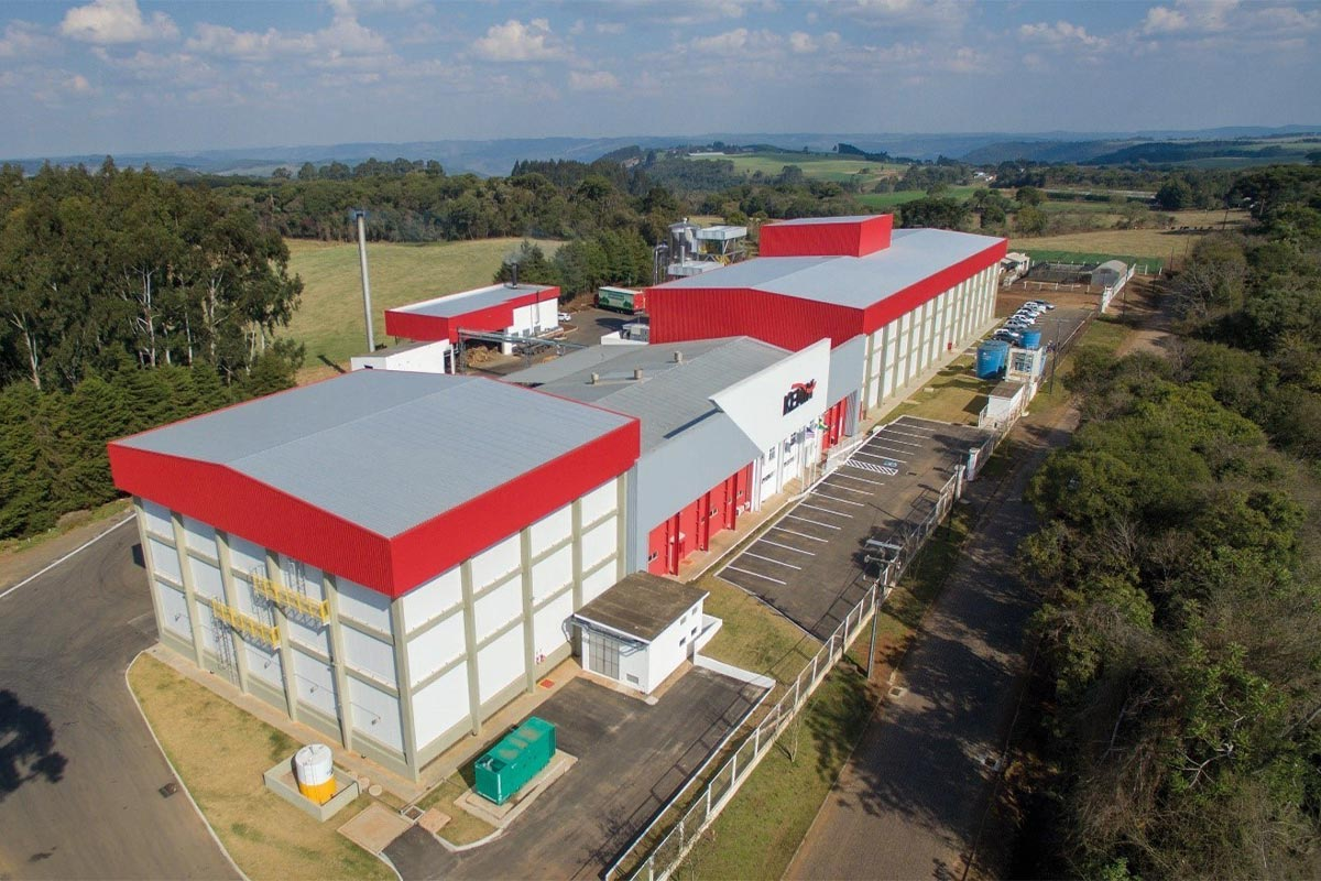Kemin's Brazil pet food ingredient plant