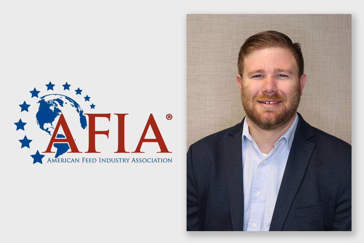 Cory Harris joins AFIA's government affairs team