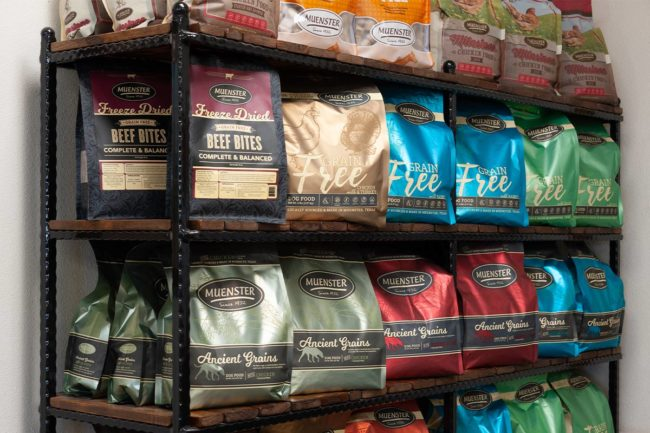 Muenster Milling launches My Custom Dog Food to offer more than 3,000 custom formulas