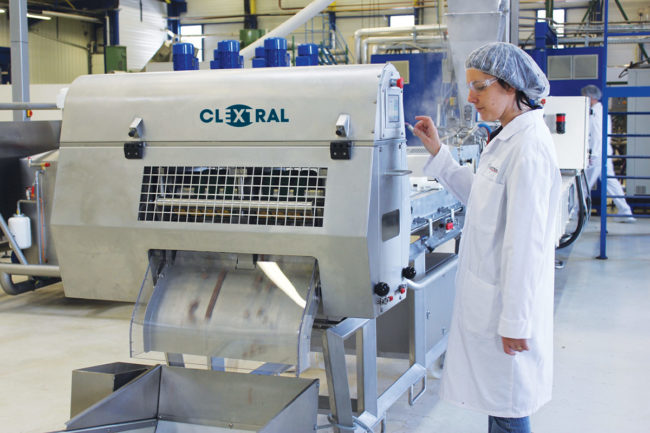 Trends and food safety issues driving innovations in cutting and sizing equipment