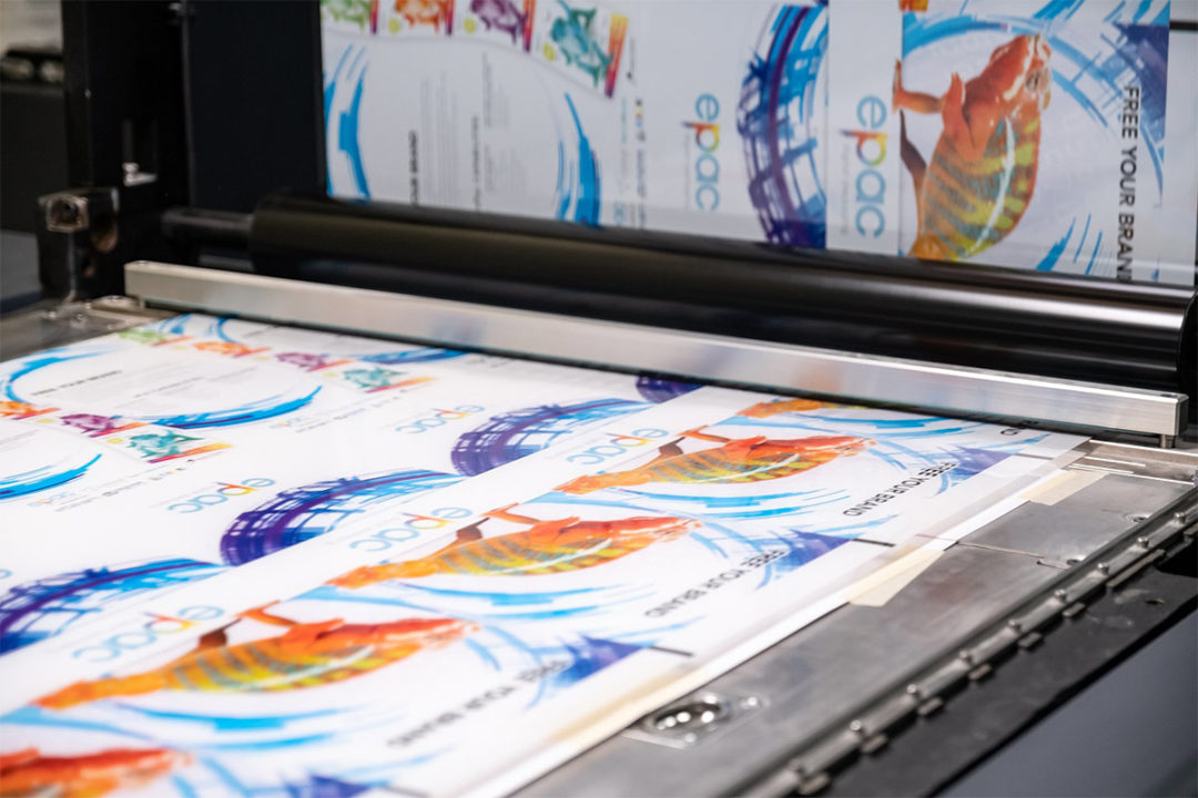 $100 million investment in 24 additional HP Indigo digital printing presses doubles ePac's capacity