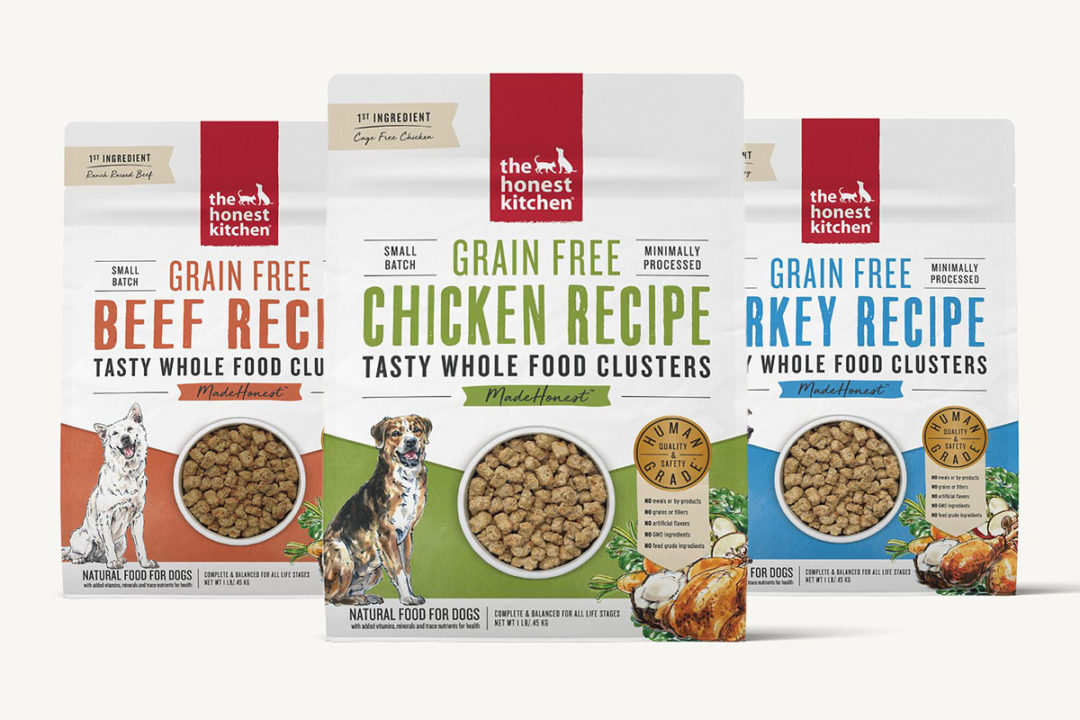 The Honest Kitchen's receives inaugural award for Best Innovation from Pet Supplies Plus for gently processed kibble alternative