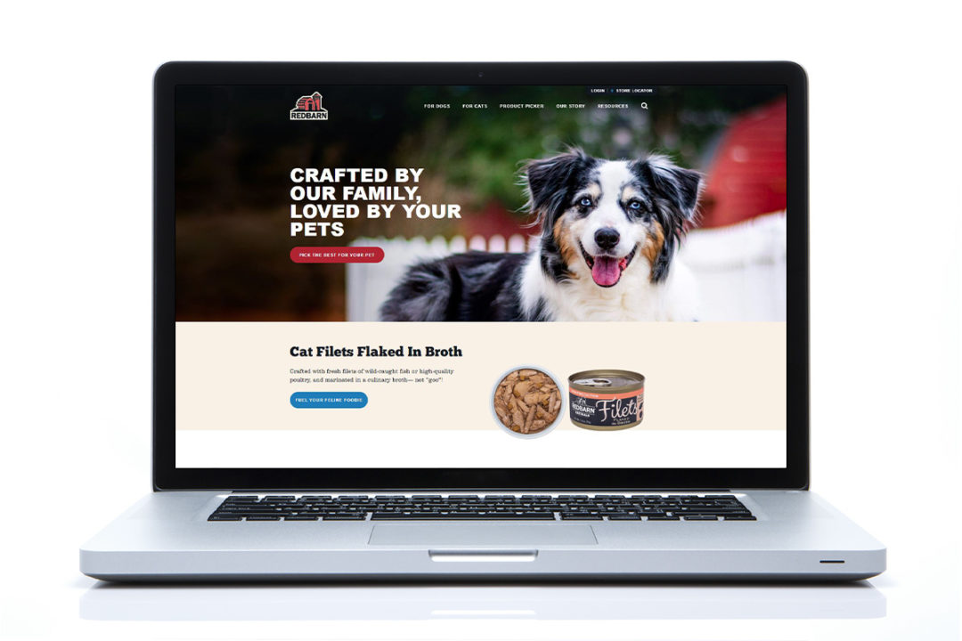 Redbarn launches new-and-improved website to highlight food safety, consumer education and transparency