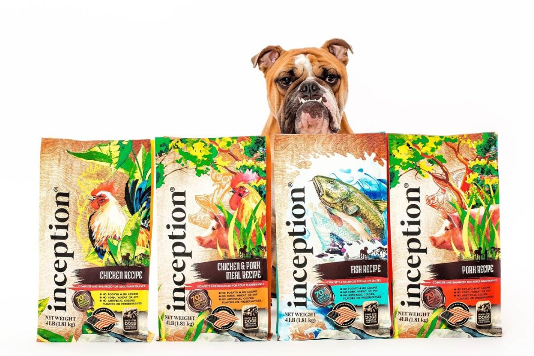 Pets Global launches fourth pet food brand, Inception