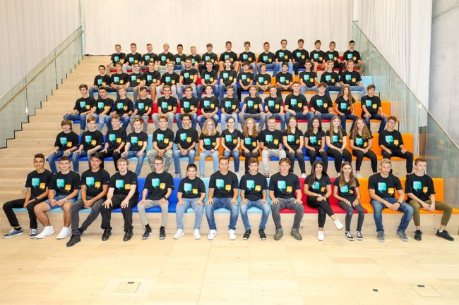 Bühler celebrates more than 8,000 apprentices for vocational, skilled labor training since 1915