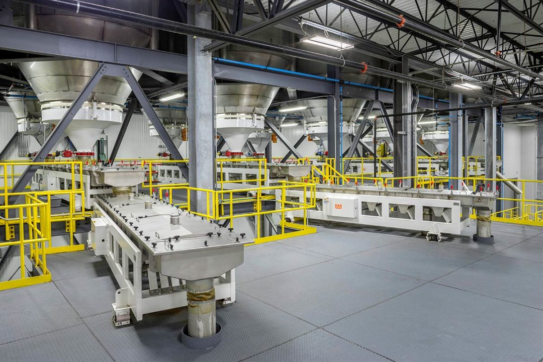 The layout of a manufacturing facility is just as important as its individual processes in achieving optimum efficiency.