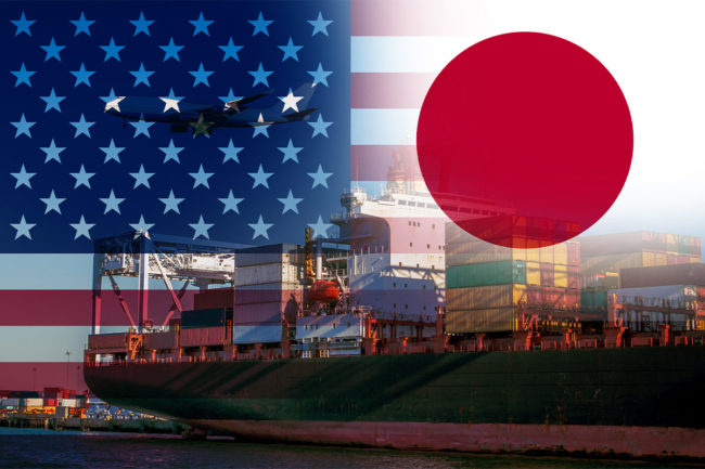 Japan ratifies trade deal with US