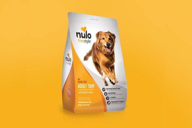 Nulo FreeStyle and FrontRunner pet food lines added to Canadian pet specialty stores