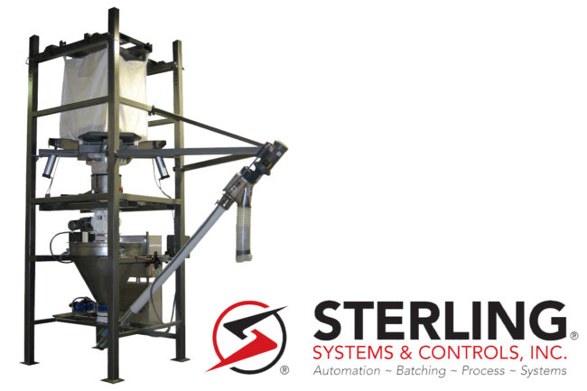 Sterling Systems to offer customizable bulk bag unloaders for pet food applications