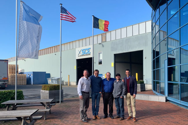 SCOTT to bring Belgium-based SCE products and services to US market