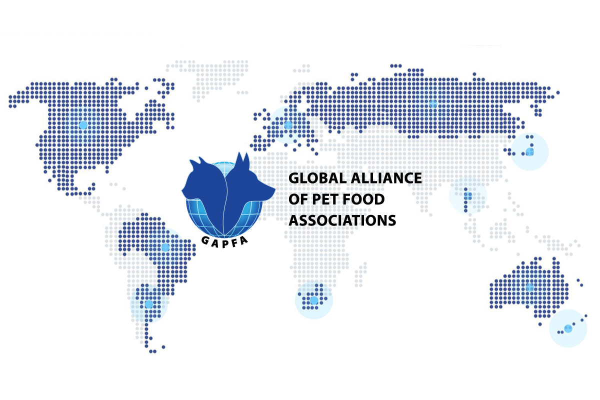 GAPFA, a global alliance of pet food organizations from around the world, has rolled out a new website