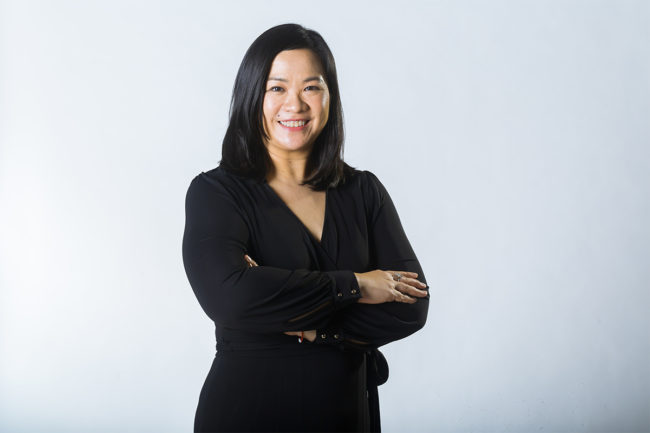Michelle Lim, new president of Kemin Food Technologies' Asia segment