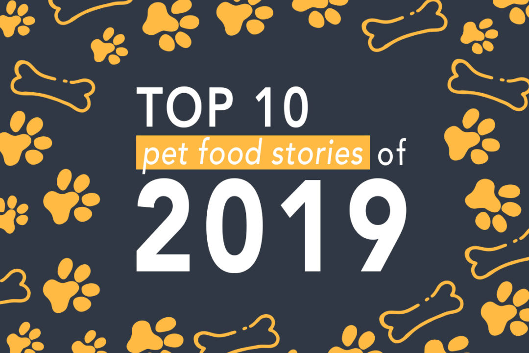 10 most-read pet food stories of 2019