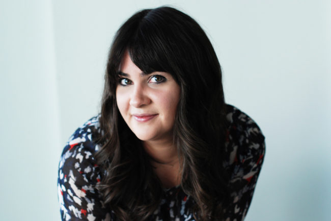 Alexandra Wood, vice president of marketing and communications at Dane Creek Capital Corp.