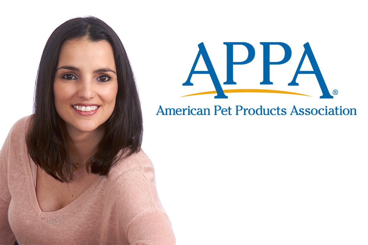 Julia Fidenzio, new VP of government affairs and general counsel, American Pet Products Association (APPA)