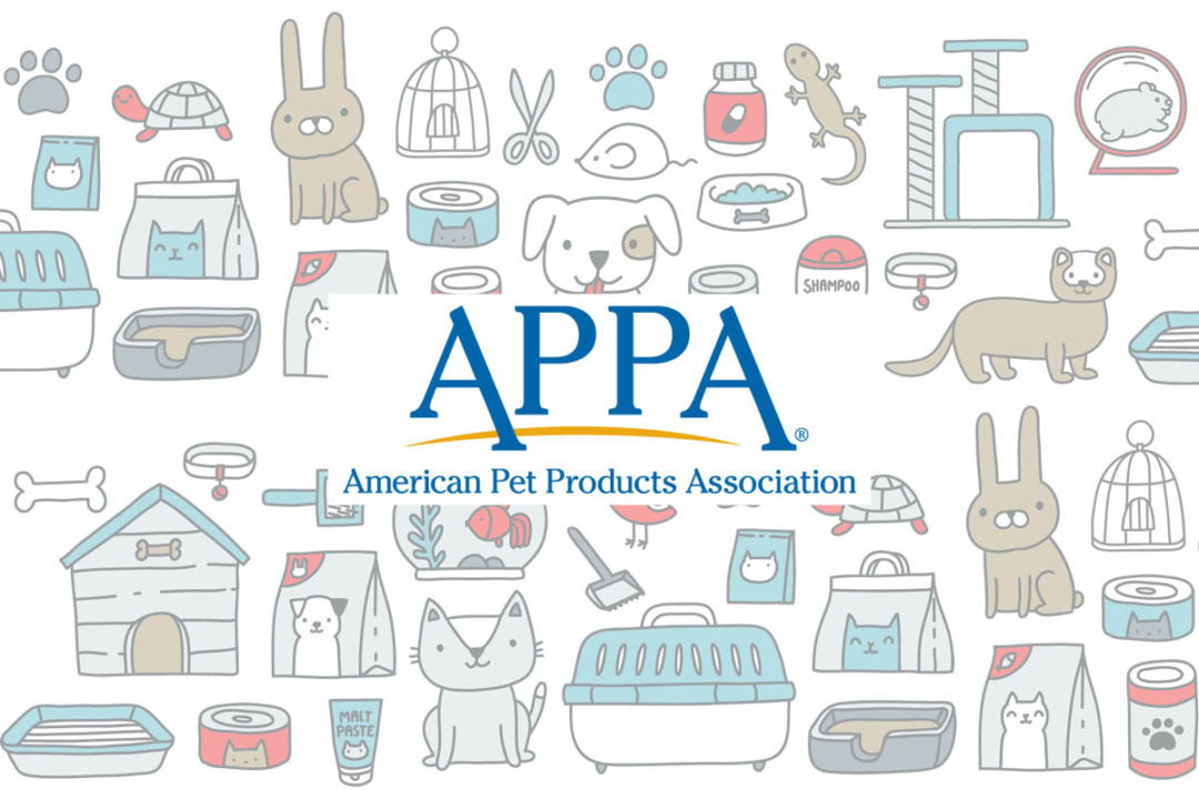 American Pet Products Association (APPA) logo and Global Pet Expo graphics