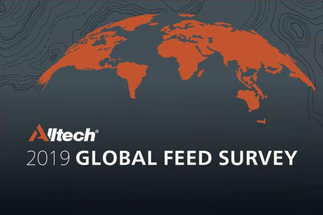 Alltech 2019 Global Feed Survey