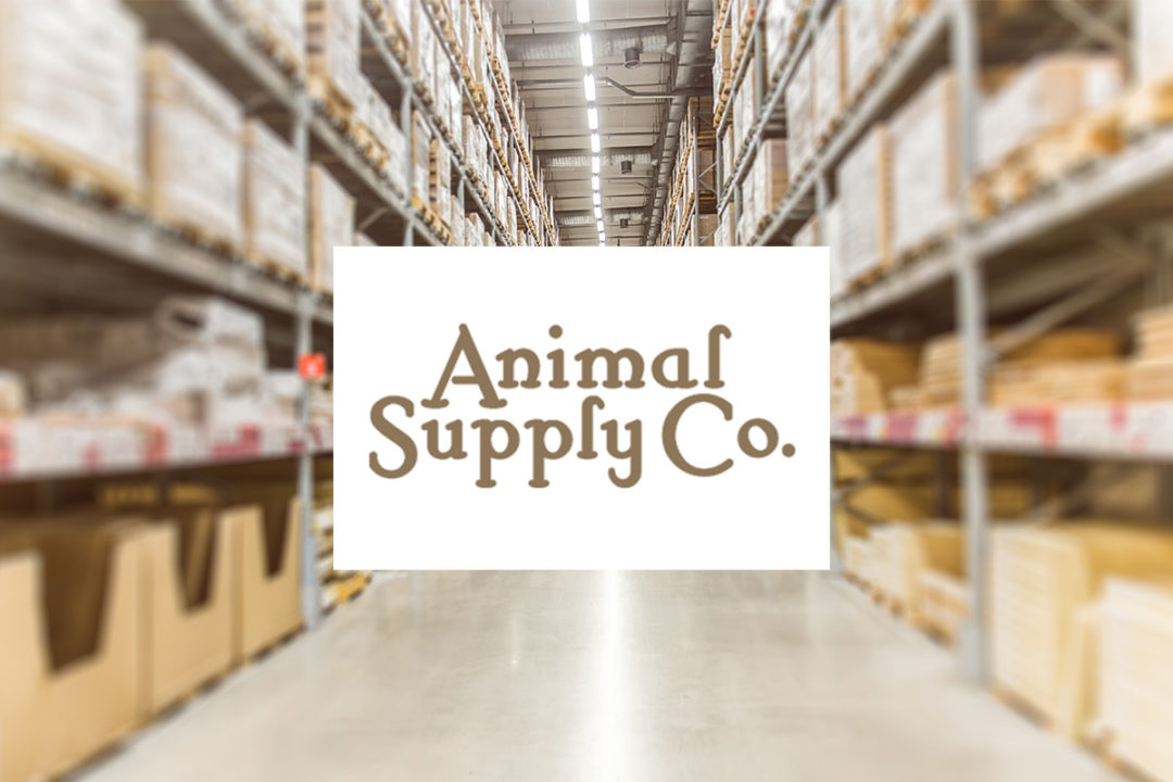 Animal Supply Company logo and warehouse image (©STOCKR - STOCK.ADOBE.COM)