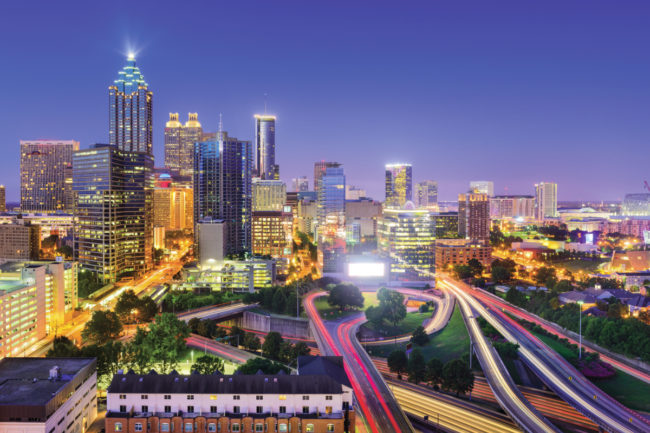 Atlanta, Georgia (©STOCKR - STOCK.ADOBE.COM)