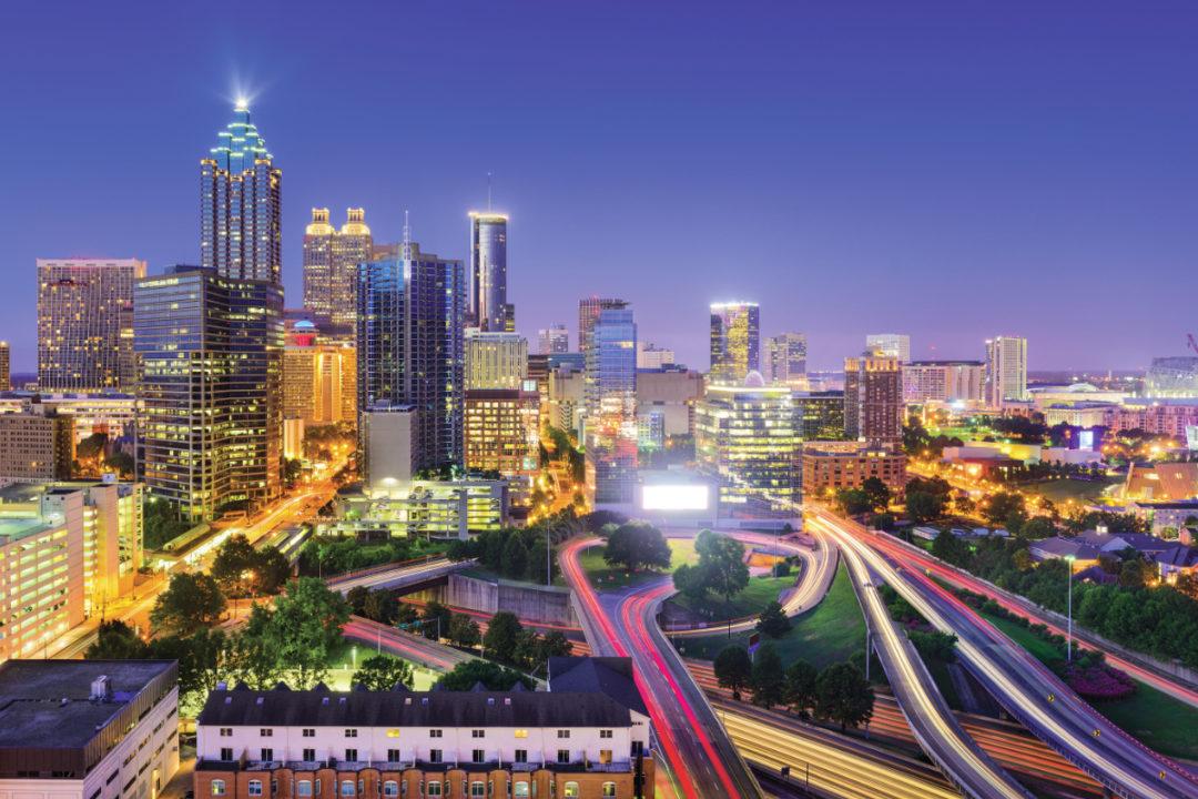 Atlanta, Georgia (©STOCKR - STOCK.ADOBE.COM)