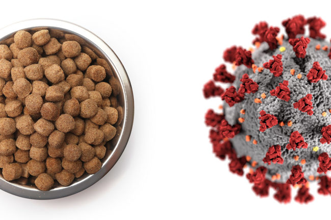 Pet food manufacturers weigh both positive and negative impacts to production, supply chain and sales channels amid COVID-19