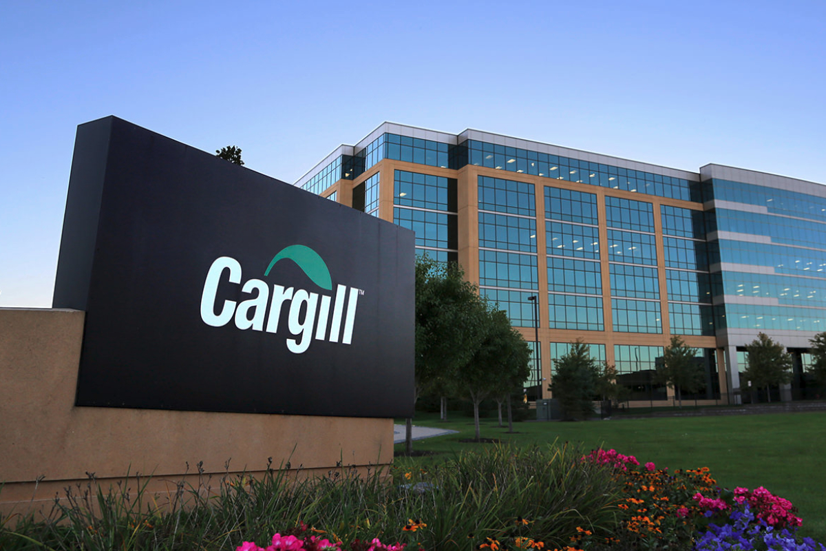 Cargill management changes