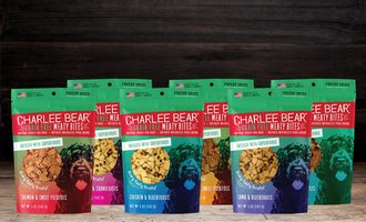 Charlee bear meat treats lead