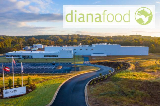 Diana Food facility in Banks County, Georgia