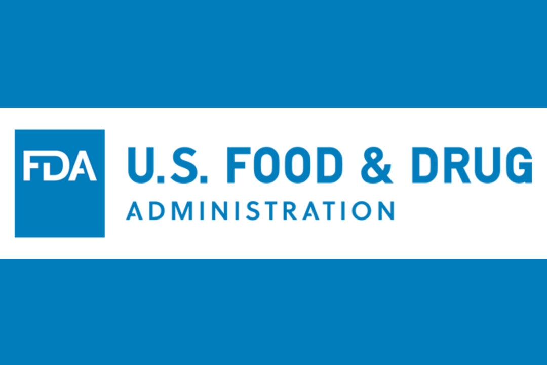 US Food and Drug Administration logo, blue